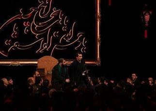 صوت/ شعرخوانی سید حمیدرضا برقعی برای حضرت علی اصغر(ع)