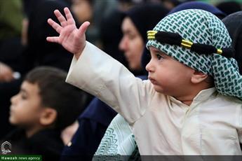 آیین شیرخوارگان حسینی در مسجد مقدس جمکران برگزار میشود