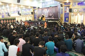 بوشهر در تاسوعای حسینی به سوگ نشست