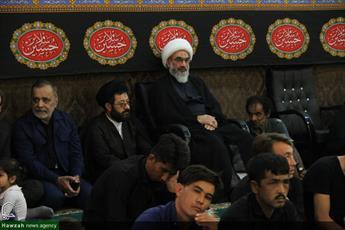 تصاویر/ تجمع عزاداران حسینی  در روز تاسوعای حسینی در مصلای بوشهر
