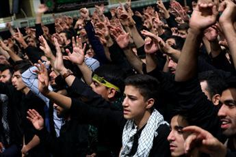 شور حسینی مردم کردستان؛ در عاشورای حسینی