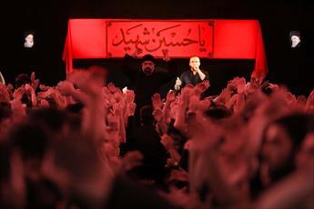 فیلم/ حاج محمود کریمی؛ شب عاشورا