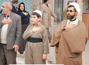 تصاویر/ عاشورای حسینی در کردستان