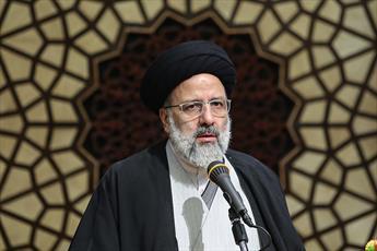 واکنش سید ابراهیم رئیسی به حواشی اخیر + عکس