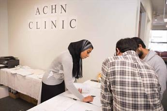 خیریه اسلامی در ویرجینیا، همایش سالانه «سلامت» برای نیازمندان برگزار کرد