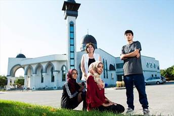 مستند زندگی نوجوانان مسلمان توسط کانال تلویزیونی کانادایی ساخته شد
