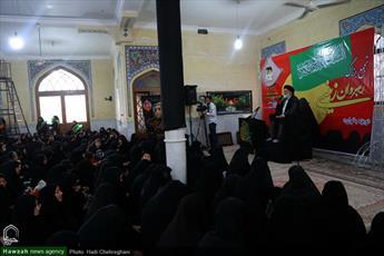 تصاویر/ تجمع رهروان زینبی در امامزاده سید معصوم(ع)