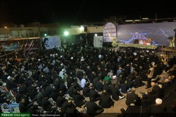 تصاویر/ اجتماع هیئات مذهبی استان قم