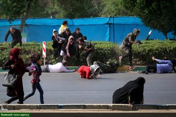 سخنی در عظمت عاشورائیان در جهان و جنایت تروریستی یزیدیان در اهواز