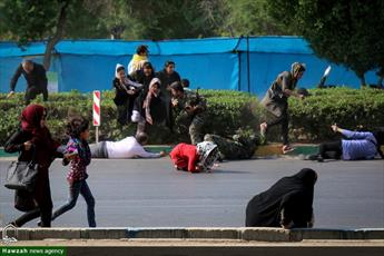 پاسخ کوبنده و ویرانگر ایران در انتظار حامیان تروریست ها/ خون شهدای اهواز مردم را متحدتر کرد