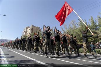تصاویر/ رژه نیروهای مسلح  بیرجند