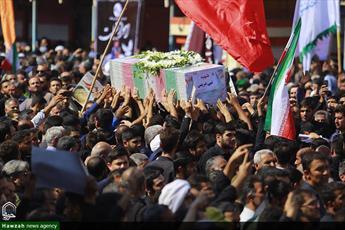 حادثه تروریستی اهواز عزم و اراده ملت ایران را محکم تر کرد