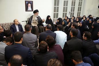 گوشمالی سختی به عوامل بزدل حادثه تلخ اهواز خواهیم داد/ مدال واقعی شما قهرمانانید که هویت ایرانی- اسلامی را به دنیا نشان دادید