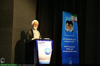 اسلام هراسی راهبرد غرب برای مقابله با انقلاب اسلامی است/ ساختار و گفتمان سازمان های بین المللی معیوب و غیر انسانی است
