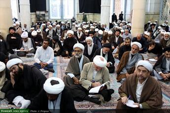 """""""وهابیت، دولت، مجلس و قوه قضائیه""""، کلیدواژه های سخنان مراجع در دروس خارج امروز"""