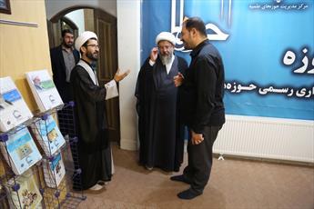 بازدید عضو شورای مرکزی تجمع علمای مسلمین لبنان از خبرگزاری حوزه