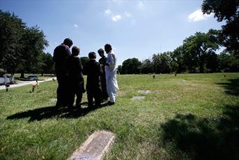 طرح ساخت گورستان اسلامی در تگزاس توسط شورای شهر تایید شد