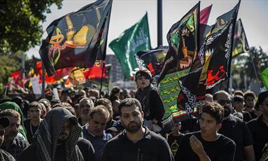 یوم الحسین در کشورهای مختلف جهان + تصاویر