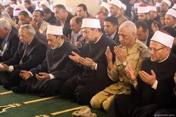 مفتی اعظم مصر، یورش صهیونیست ها به مسجدالاقصی را به شدت محکوم کرد
