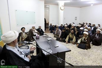 مراسم افتتاحیه سال تحصیلی  موسسه عالی فقه و علوم اسلامی  برگزار شد