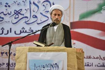 رئیس شورای حوزه علمیه استان فارس: دولت با رفع مشکلات ثابت کند  در سختیها کنار مردم است