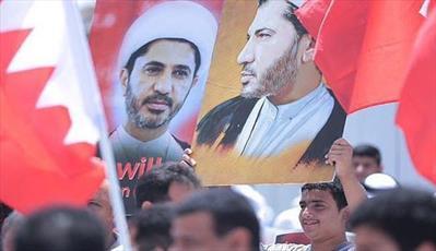 مردم غزه با شیخ علی سلمان اعلام همبستگی کردند+ تصاویر