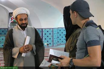 تصاویر/ فعالیت های  مدرسه علمیه ناصریه اصفهان در ماه محرم