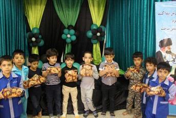 جشن آغاز سال تحصیلی مهدکودک جامعهالزهرا(س)