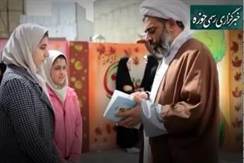 فیلم/ ترویج استفاده از کالای ایرانی توسط یک روحانی مستقر