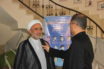 تجمع بزرگ  عاشورایی   روحانیون بسیجی در قزوین برگزار می شود