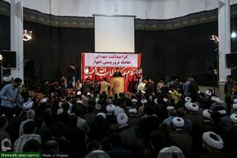 تصاویر/ مراسم گرامیداشت شهدای حادثه تروریستی اهواز در مسجد خاتمالانبیاء (ص)پردیسان قم