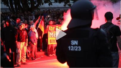 ۶ نفر در آلمان به اتهام تشکیل گروه تروریستی نئونازی بازداشت شدند