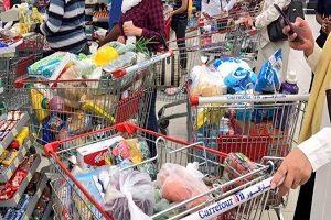 مردم خریدها را در حد نیاز روزانه انجام دهند