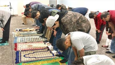 اشک شوق مسلمانان کانادایی از افتتاح نخستین مسجد و مرکز اسلامی در ایردری + تصاویر
