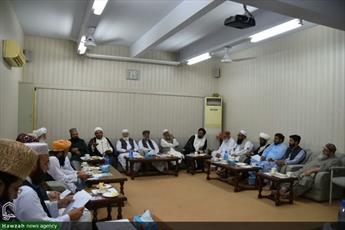 تصاویر/ جلسه شورای همبستگی ملی پاکستان