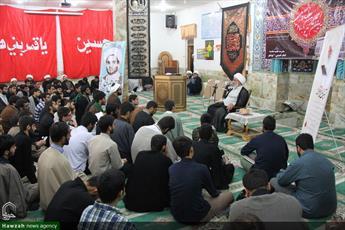 تصاویر/ مراسم آغاز سال تحصیلی جدید مدرسه علمیه امام خمینی(ره) بوشهر