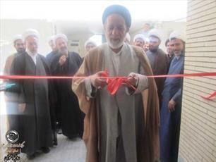 نمایندگی مرکز خدمات حوزه در شهر جیرفت افتتاح شد