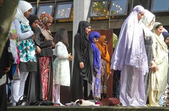 شورای مسلمانان بریتانیا، دوره آموزشی «اداره مساجد» برای زنان برگزار می کند