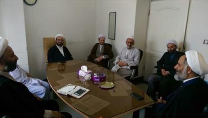 معاون جدید آموزش مدرسه علمیه صالح  آباد رشت معرفی شد