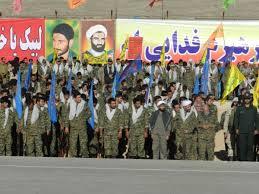رزمایش اقتدار عاشورایی در شیراز  برگزار شد
