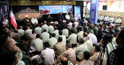 پلیس حافظ امنیت و مدافع انقلاب اسلامی است