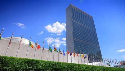 برنامه های آستان مقدس حسینی در همایش سازمان ملل متحد برای معرفی اسلام