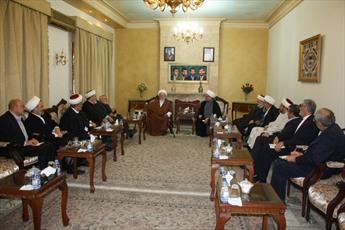 تجمع علمای مسلمان پاسخ کوبنده ایران به تروریست ها را تبریک گفت