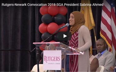 انجمن دانشجویی دانشگاه نیوجرسی، دختر مسلمان را به ریاست انتخاب کرد
