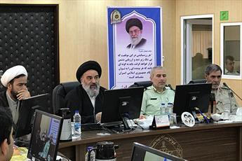 نماینده ولی فقیه در استان کردستان:     نیروی انتظامی طلایه دار تامین  امنیت در کشور است