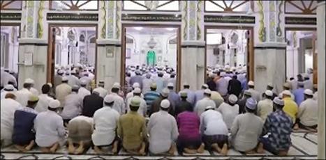 مسجد بلال بمبئی هند هر روز میزبان نیازمندان هندو و مسلمان است