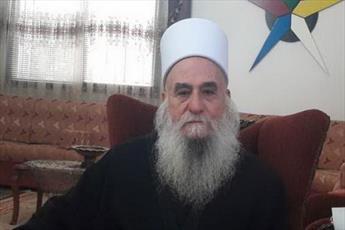 رهبر معنوی طایفه دروز: سوریه به رهبری اسد در برابر تروریسم وتکفیر پیروز شد