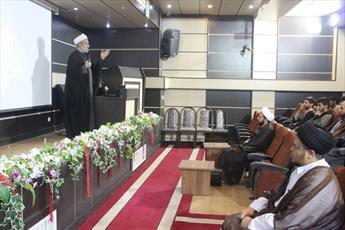 کارگاه آموزش مقاله نویسی در مدرسه  رضویه شیراز برگزار شد