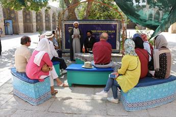 اساتید دانشگاه های اروپایی با اسلام آشنا شدند