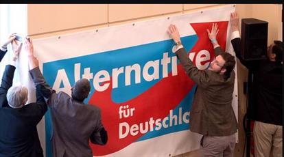 تشکیل گروه نژادپرستانه و ضداسلامی  حزب آلمانی، اعتراضات  گسترده ای دربرداشت